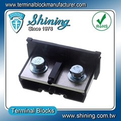 TA-400 35 mm DIN Rail Electric Wire Connector 400A Terminal Block