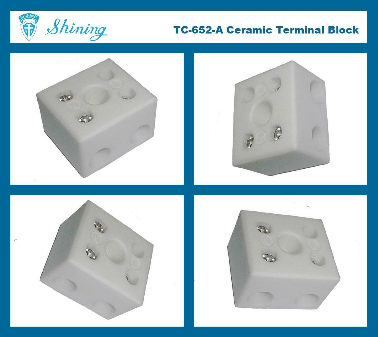 TC-652-A 陶瓷端子台 Ceramic Terminal Block 7