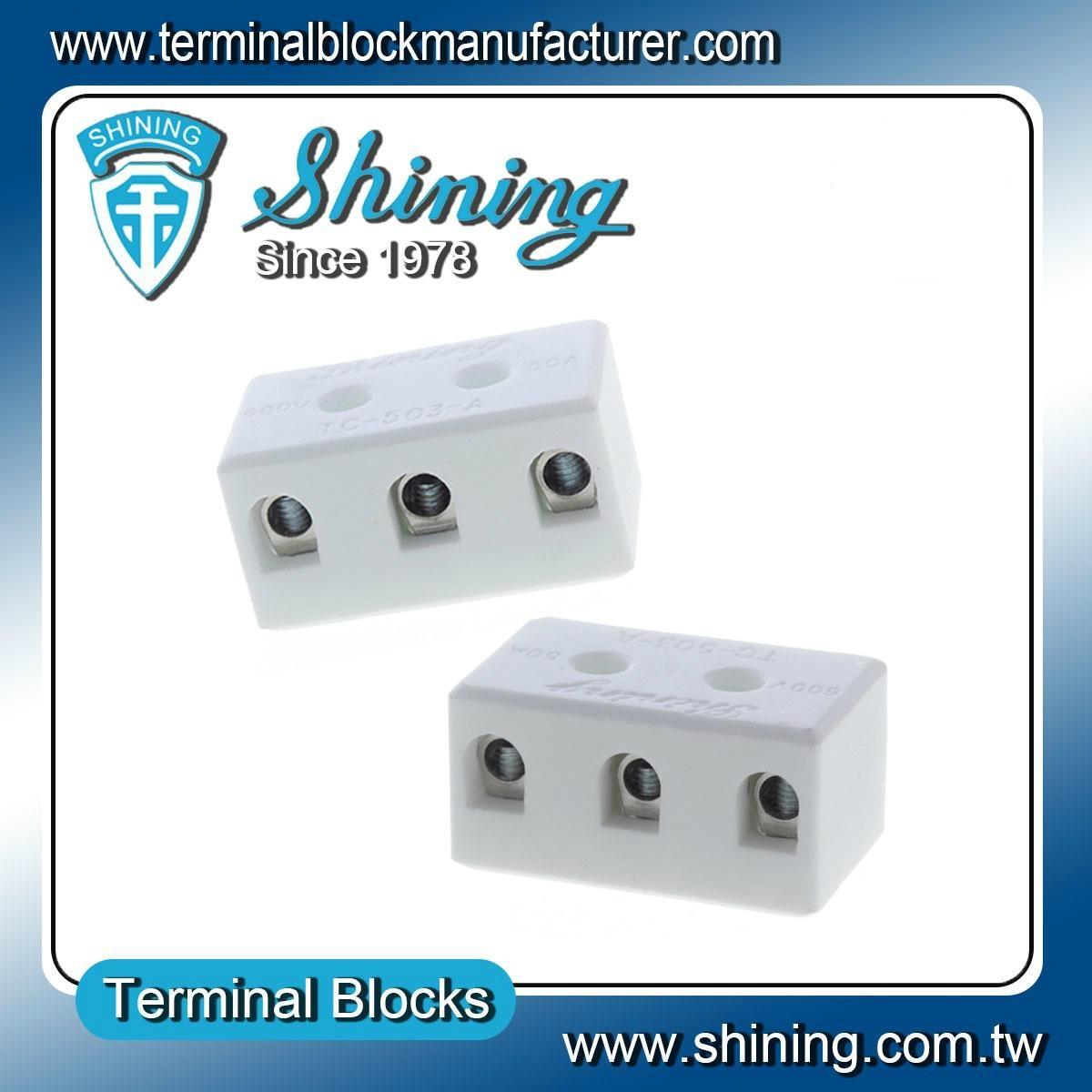 TC-503-A 陶瓷端子台 Ceramic Terminal Block 2