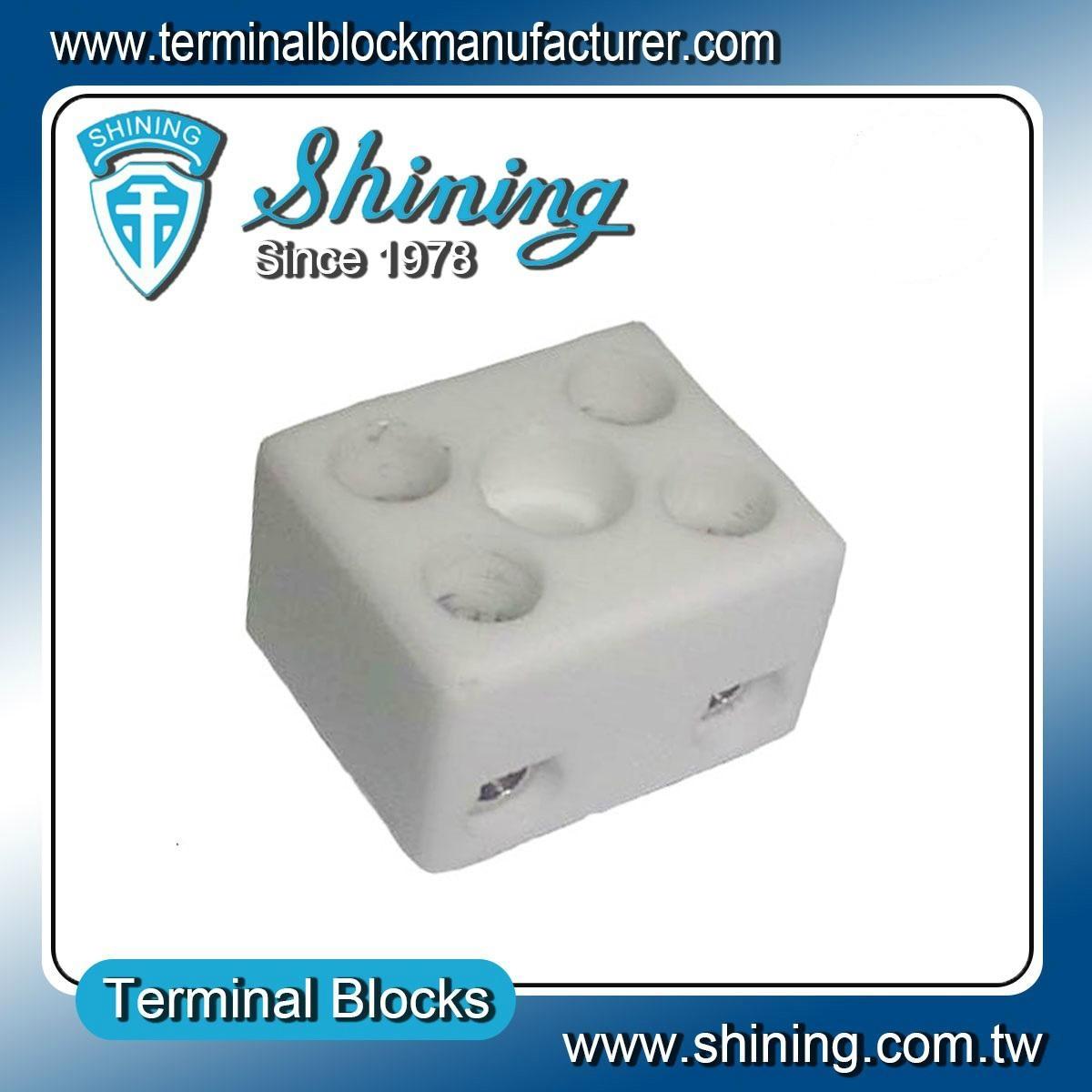 TC-202-A 陶瓷端子台 Ceramic Terminal Block 1