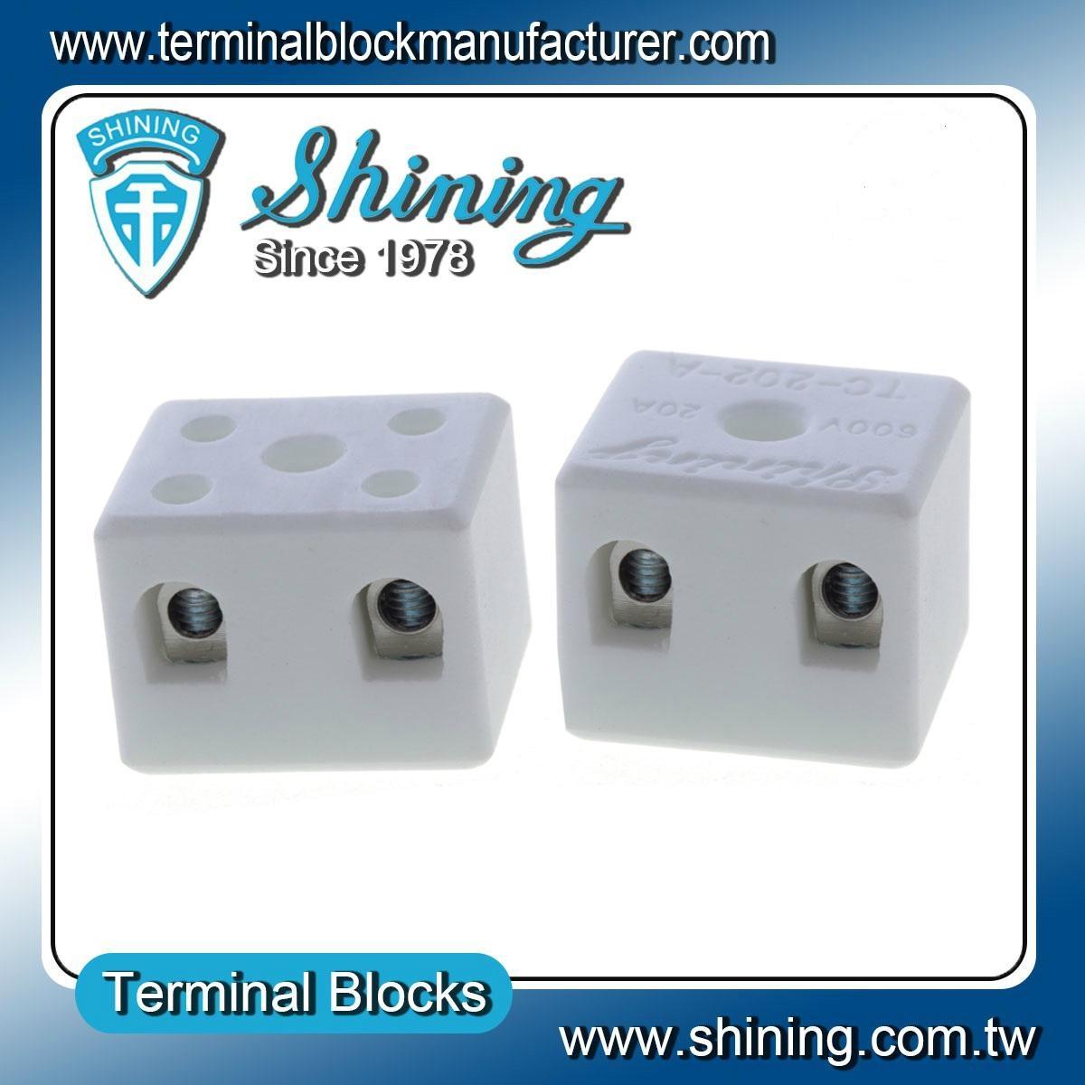 TC-202-A 陶瓷端子台 Ceramic Terminal Block 2