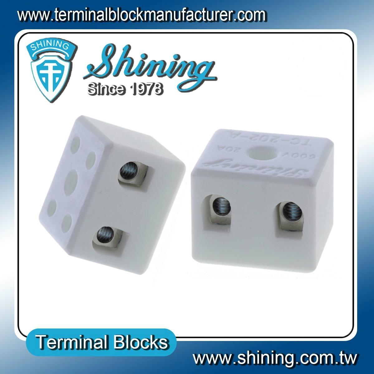 TC-202-A 陶瓷端子台 Ceramic Terminal Block 4