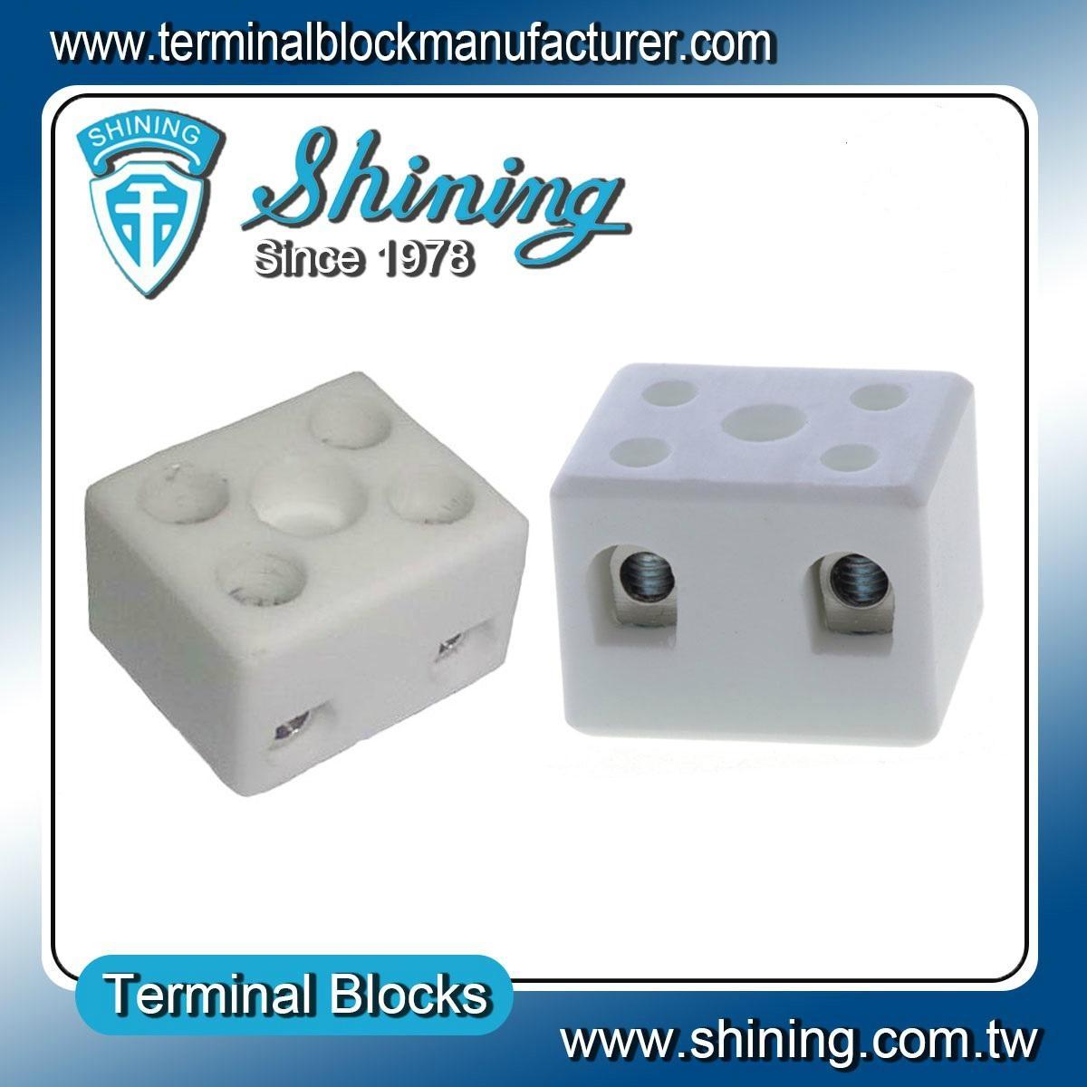 TC-202-A 陶瓷端子台 Ceramic Terminal Block 3