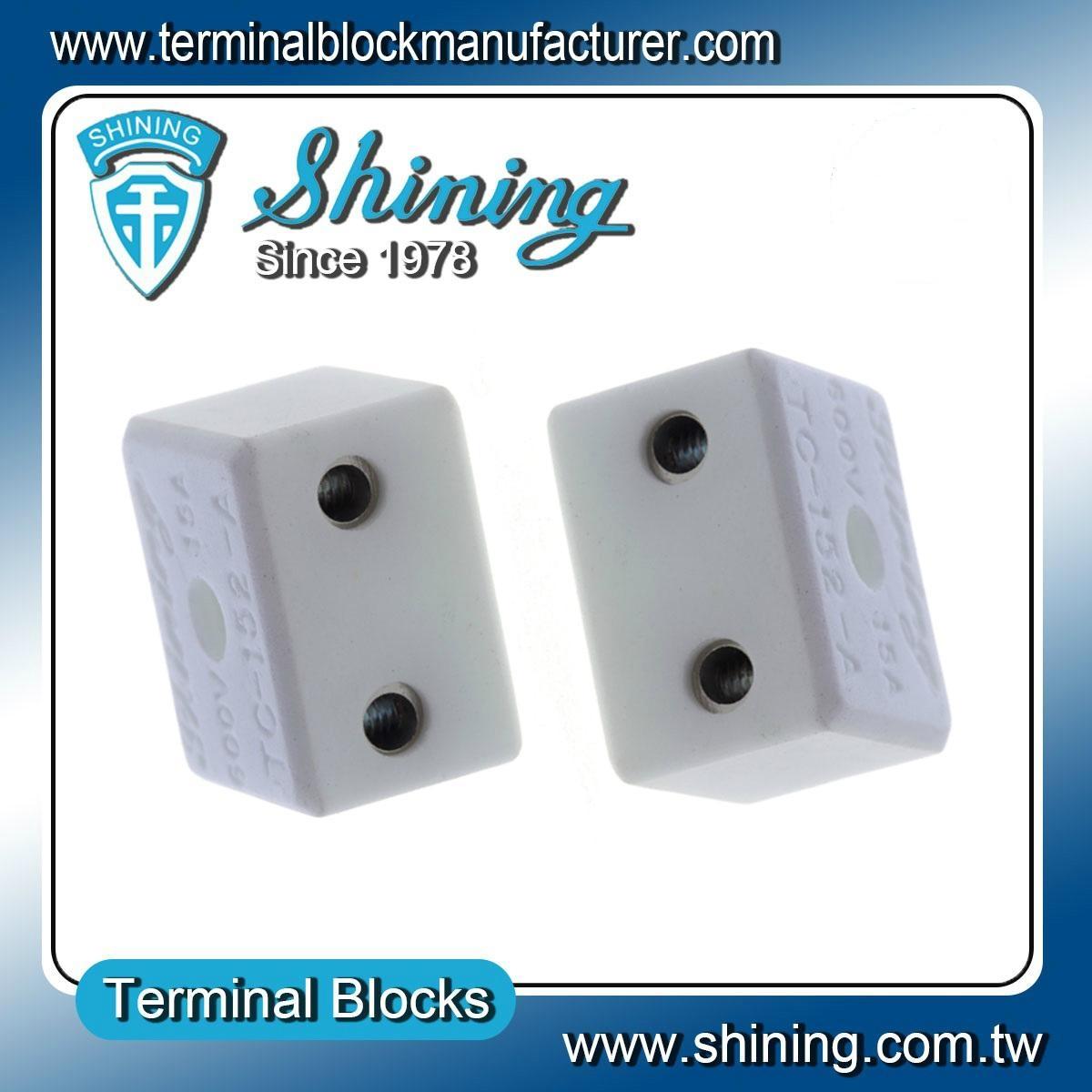TC-202-A 陶瓷端子台 Ceramic Terminal Block 6