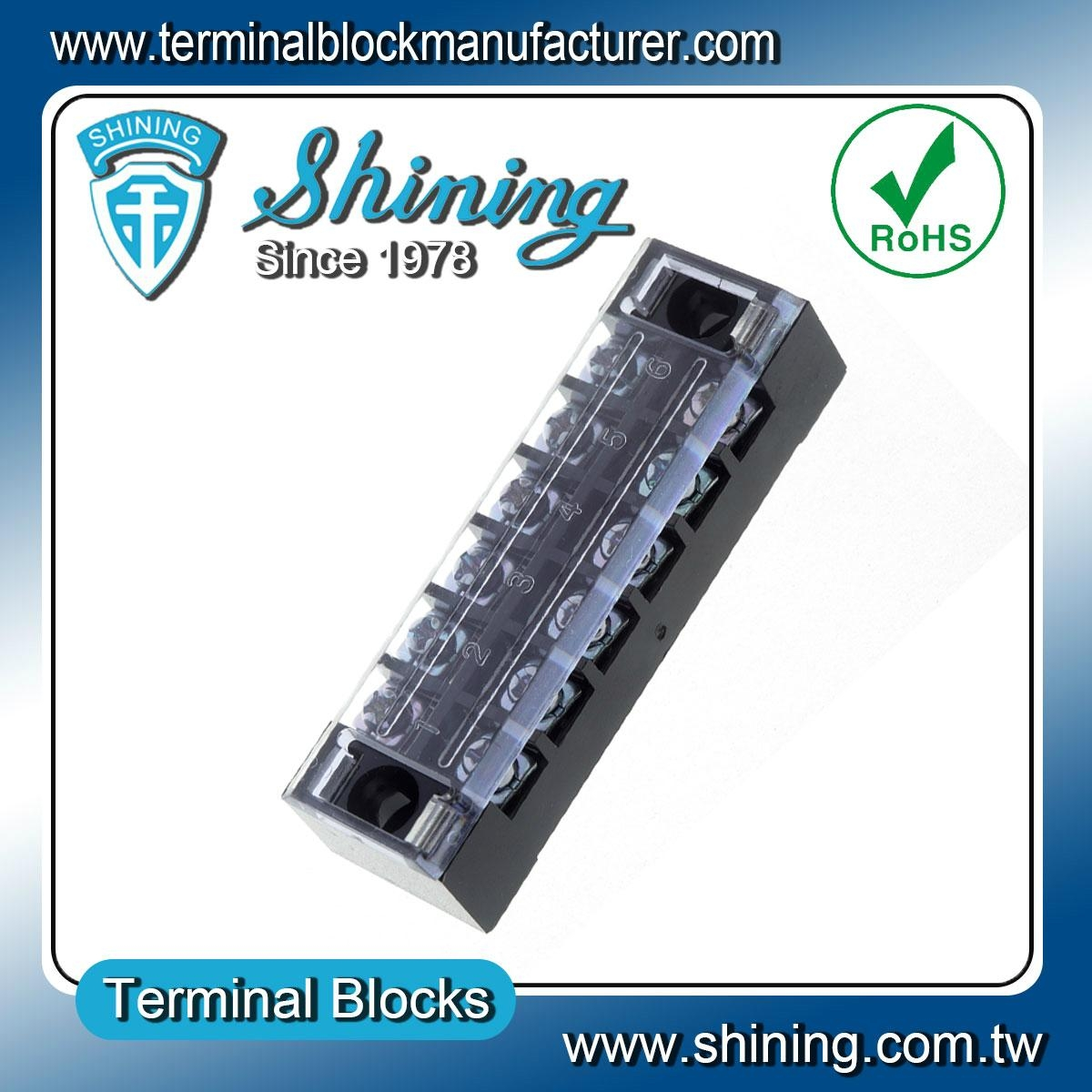TB-1506 固定式端子台 Fixed Terminal Block 3