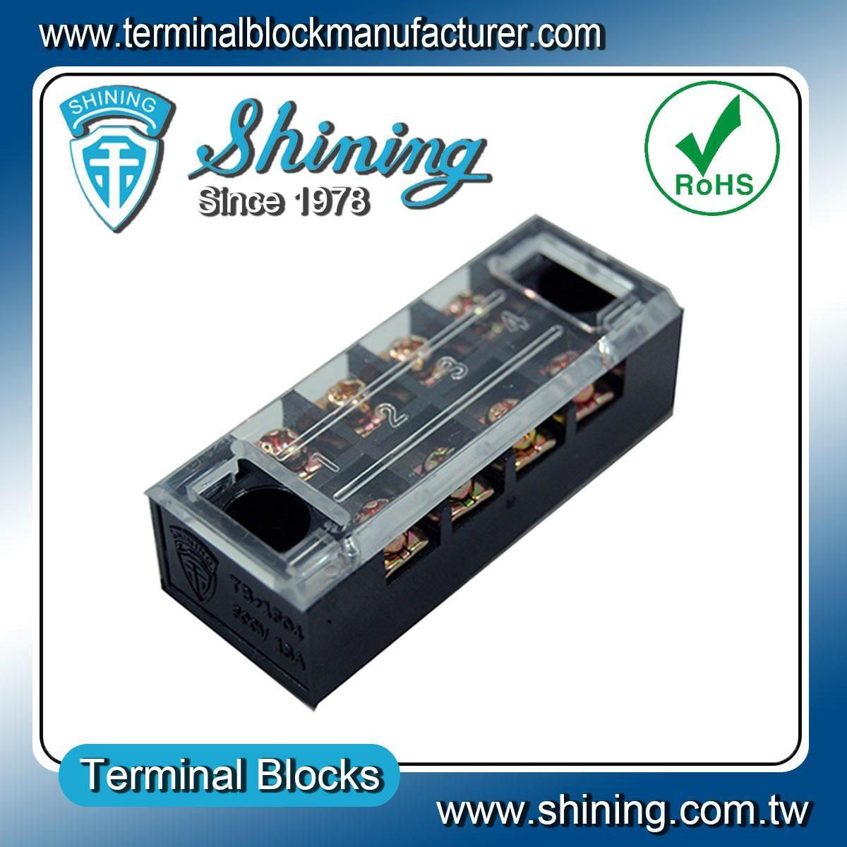 TB-2504L 固定式端子台 Fixed Terminal Block 1