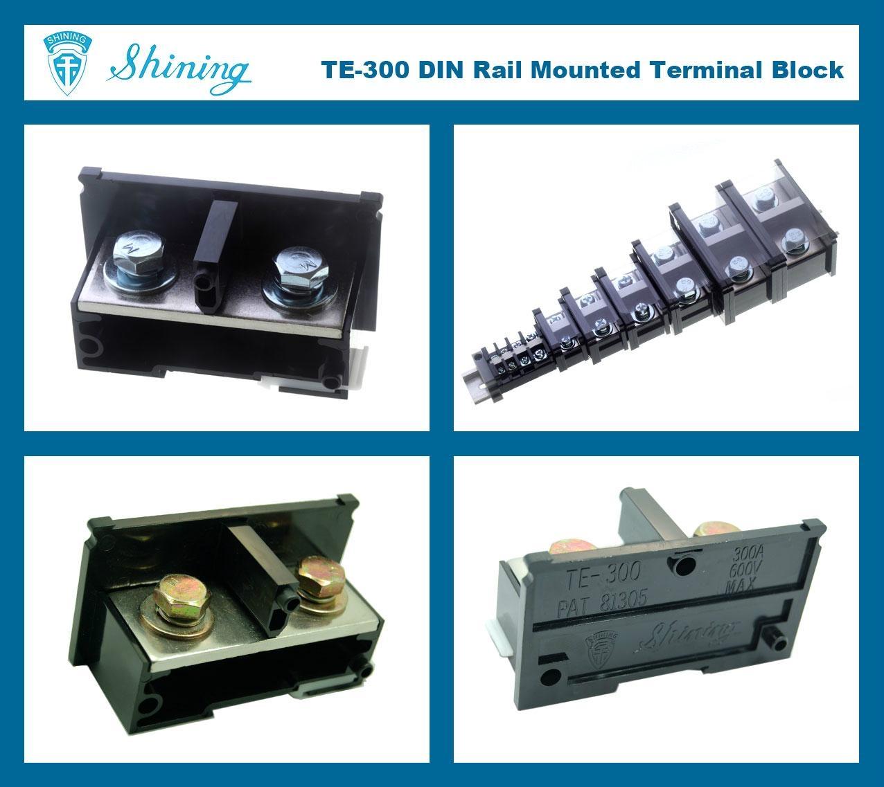 TE-300 軌道組合式端子台 Terminal Block 2