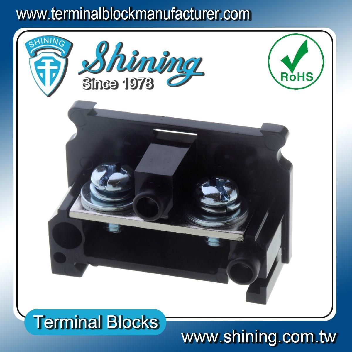 TE-060 軌道組合式端子台 Terminal Block 1