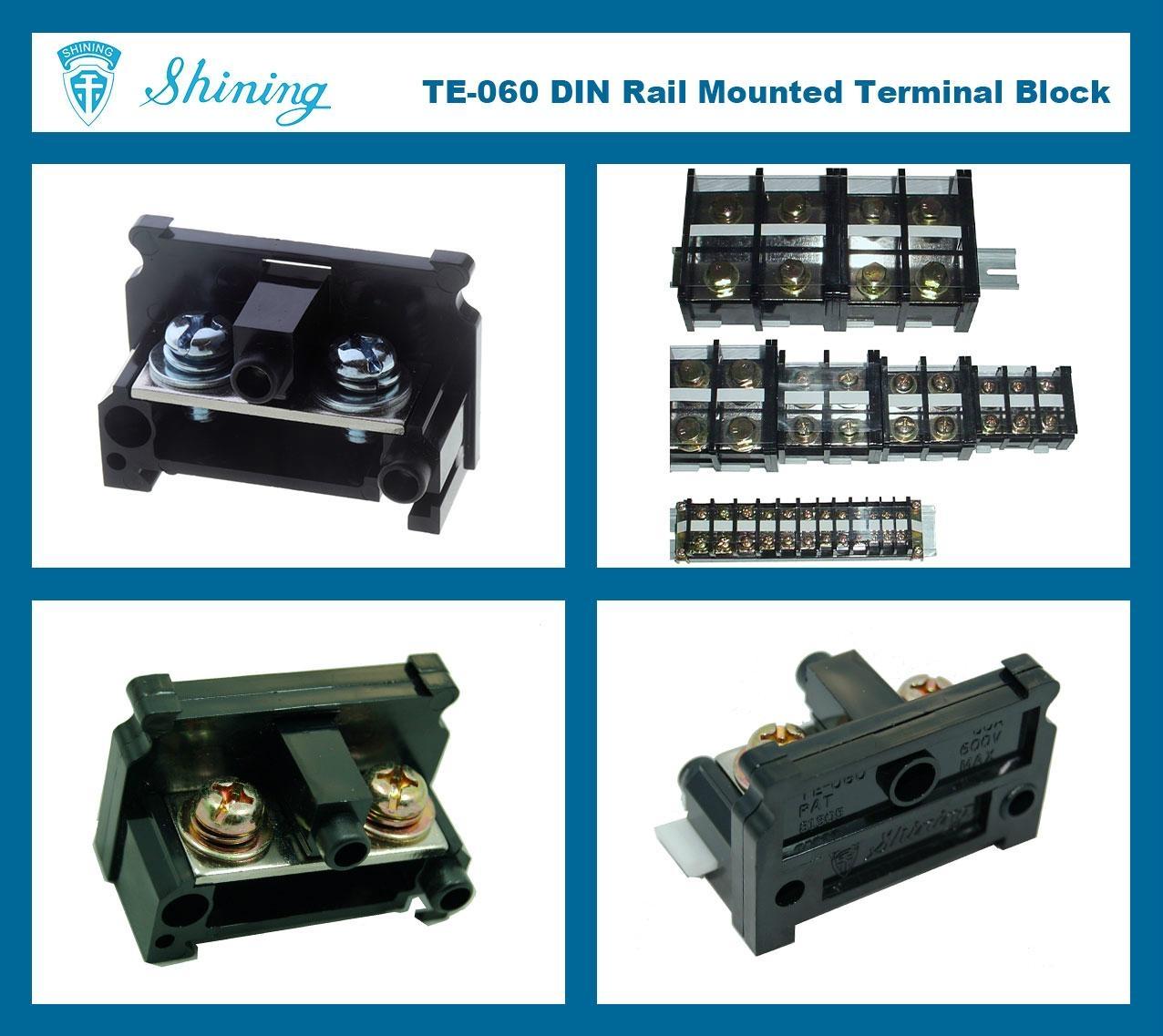 TE-060 軌道組合式端子台 Terminal Block 2