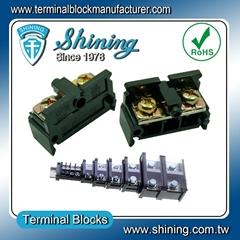 TE-040 轨道组合式端子台 Terminal Block