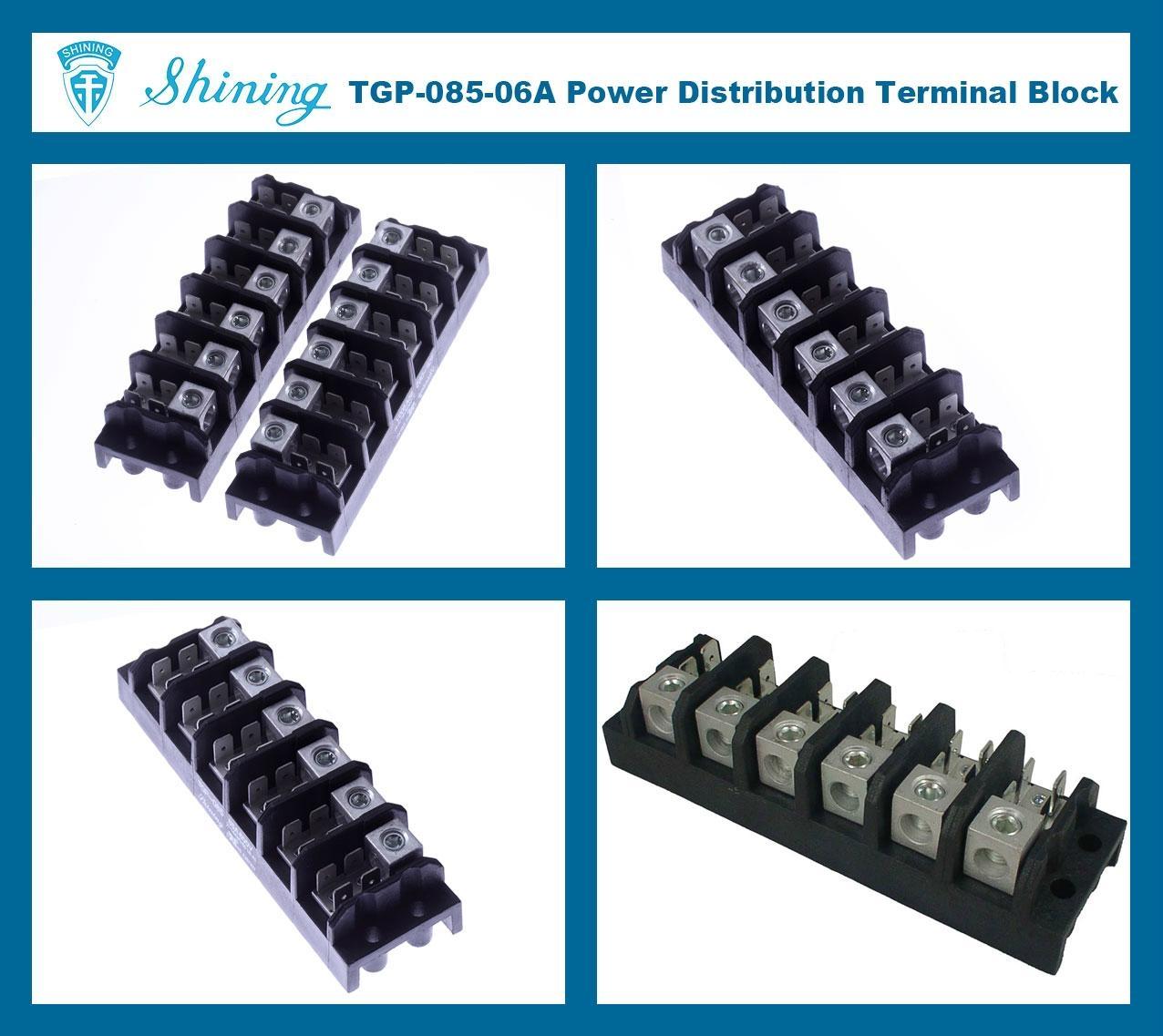 TGP-085-06A 配電端子台 Power Distribution Terminal Block 2