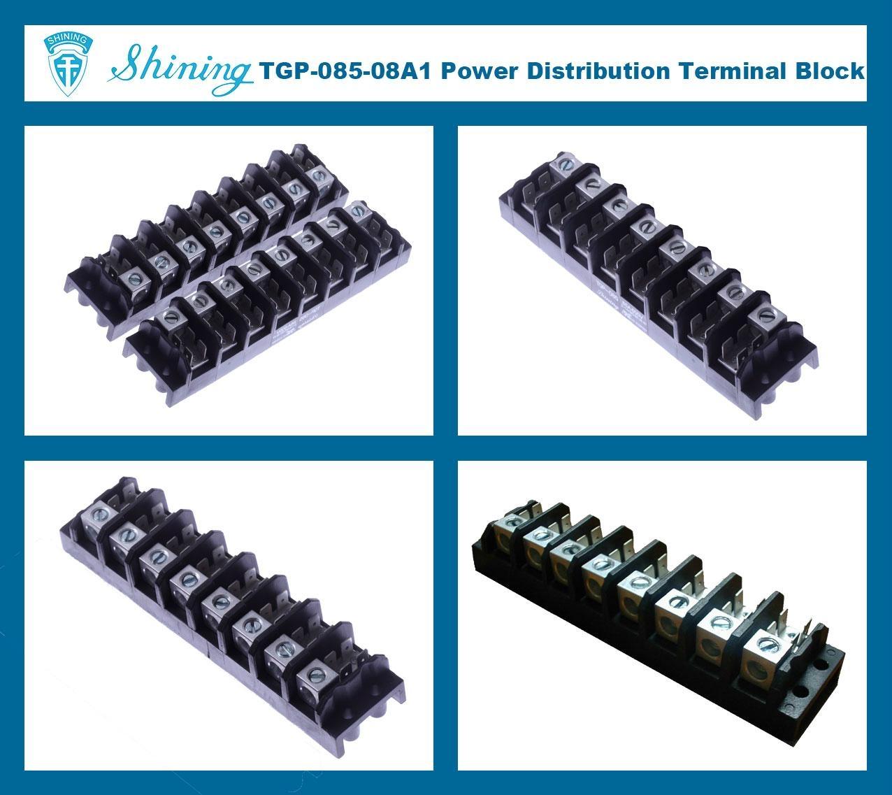 TGP-085-08A 配電端子台 Power Distribution Terminal Block 2
