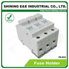 FS-033 10X38 32A RT18-32 保險絲座 Fuse Holder
