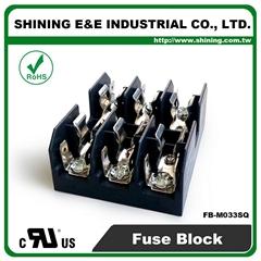 FB-M033SQ 10x38 30A 保险丝盒 Fuse Block