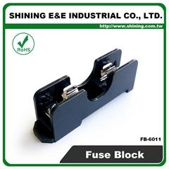 FB-6011 6x30 15A 保險絲座 Fuse Holder