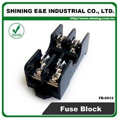 FB-6012 6x30 15A 保险丝座 Fuse Holder