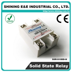 SSR-S10DD-H DC to DC 單相固態繼電器 Solid State Relay