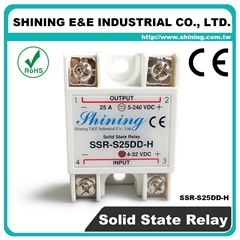 SSR-S25DD-H DC to DC Single Phase Photocouple Solid State Relay