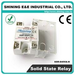 SSR-S40VA-H VR to AC 单相固态继电器 Solid State Relay