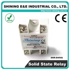 SSR-S40VA Variable Resistor to AC Phase Control Solid State Relay