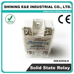 SSR-S25VA-H VR to AC 单相固态继电器 Solid State Relay