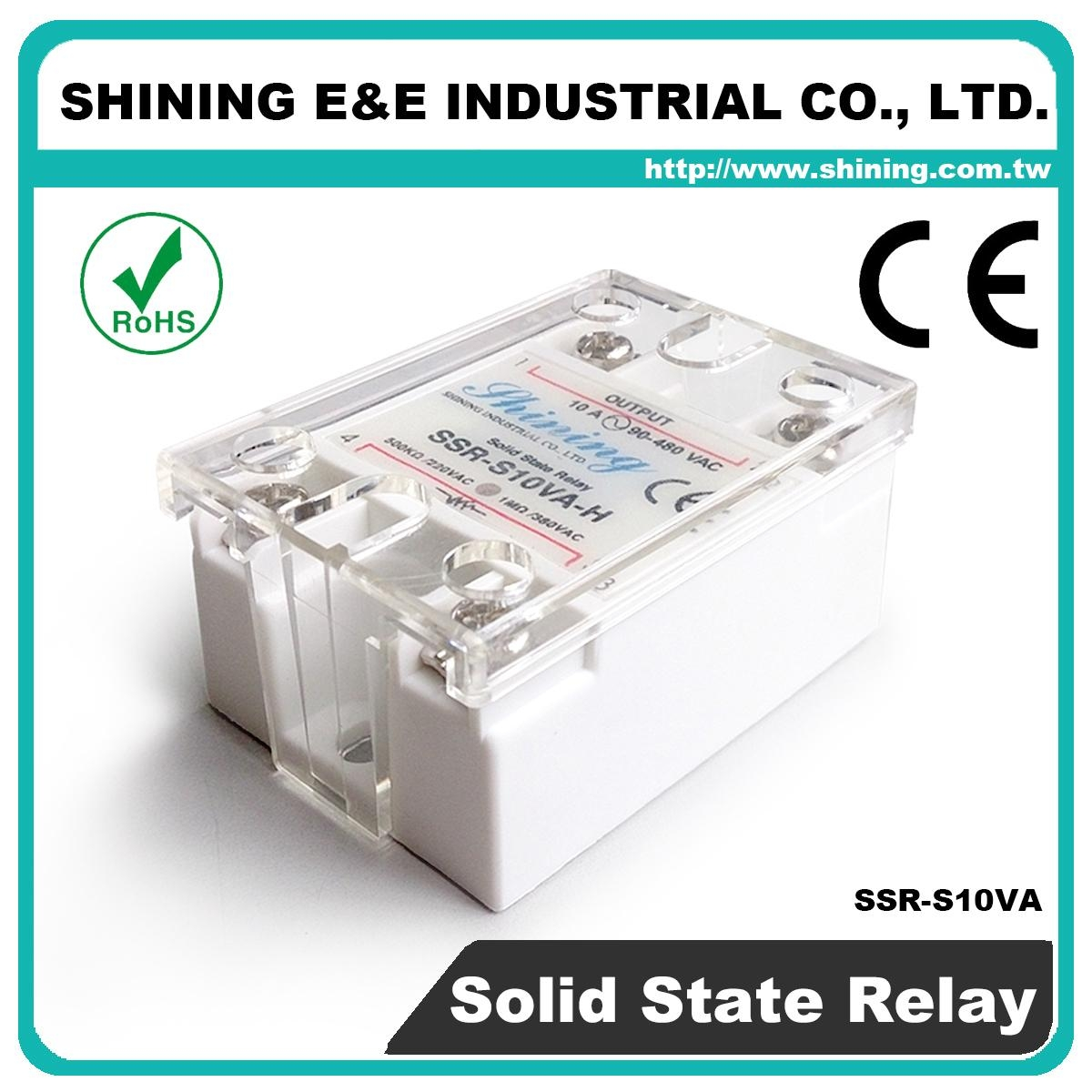 Ssr S10va H Vr To Ac Phase Control Adjustable Solid State Relays Relay 220v 2