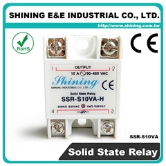 SSR-S10VA-H VR to AC 單相固態繼電器 Solid State Relay