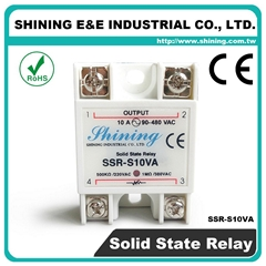 SSR-S10VA  VR to AC 单相固态继电器 Solid State Relay
