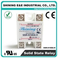 SSR-S10DA-H DC to AC 單相固態繼電器 Solid State Relay