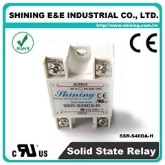 SSR-S40DA-H DC to AC 單相固態繼電器 Solid State Relay