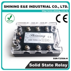 SSR-T25DA-H DC to AC 三相固態繼電器 Solid State Relay