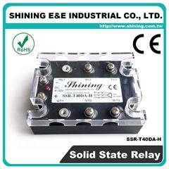 SSR-T40DA-H  DC to AC 40A 三相固態繼電器 Solid State R