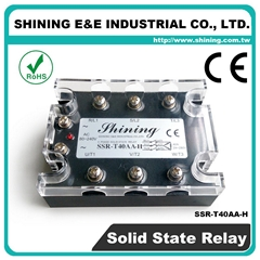 SSR-T40AA-H  AC to AC 三相固态继电器 Solid State Relay