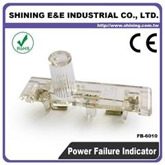 FB-6010 保險絲座斷電指示燈