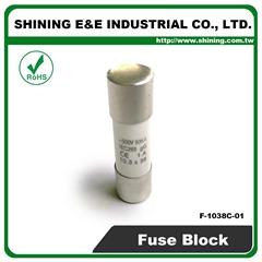 F-1038C-01 1A 10x38 Ceramic Tube
