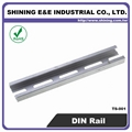 TS-001 25mm Aluminum DIN Rail