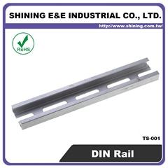 TS-001 25mm Aluminum DIN Rail