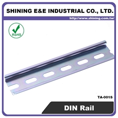 TA-001S 35mm Steel Zinc Plating DIN Rail