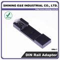 DRA-1 ABS UL 94HB Fuse Block DIN Rail