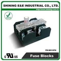 FB-M033PQ 10x38 30A 保險絲盒 Fuse Block