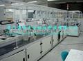 全自动电芯测试、分选机