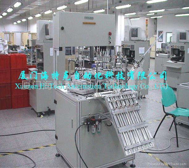 全自动IC测试、分选机 1