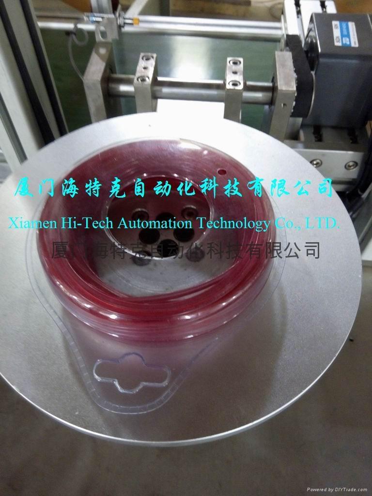 自動泡殼繞線包裝機 3