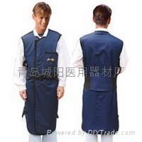 崂峰牌X射线防护铅围裙 S201