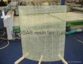 UV bonding sealant cold pour resin one
