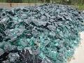 废碎玻璃块 4