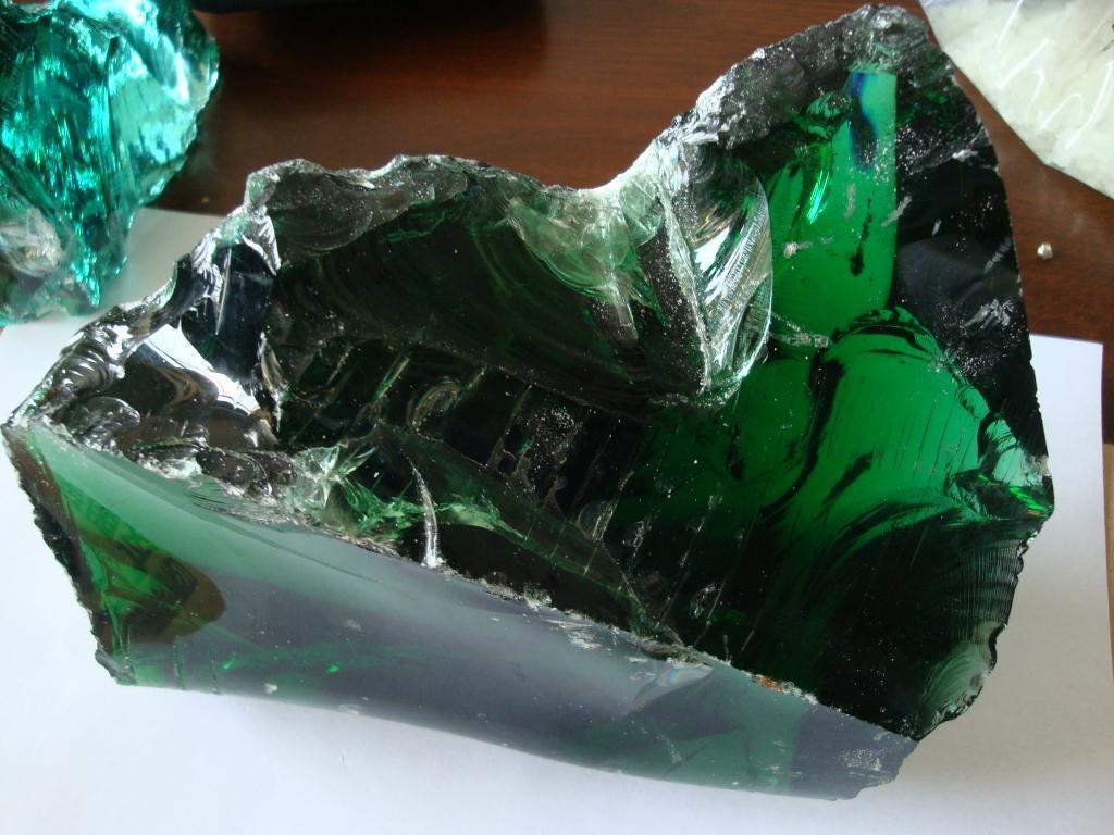 废碎玻璃颗粒 5