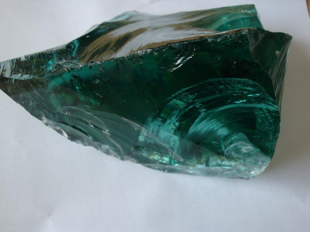廢碎玻璃顆粒 4