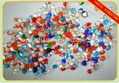 glass bead for swimming