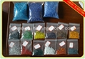 Glass beads for wall coating and decotation (Hot Product - 1*)